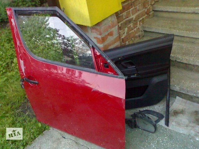купить бу б/у Двери/багажник и компоненты Дверь передняя Легковой Skoda Roomster 2011 в Ивано-Франковске