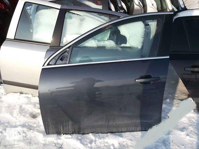 купить бу б/у Двери/багажник и компоненты Дверь передняя Opel Insignia в Одессе