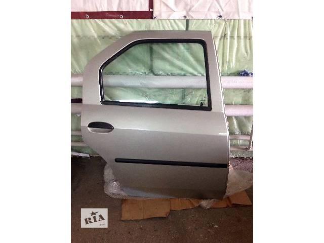 б/у Двери/багажник и компоненты Дверь задняя Легковой Dacia Logan Седан- объявление о продаже  в Запорожье