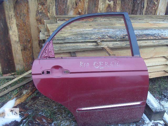 Б/у Двері/багажник і компоненти Двері задня Легковий Kia Cerato Седан 2007- объявление о продаже  в Києві