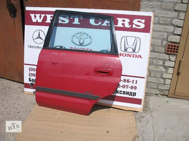 б/у Двери/багажник и компоненты Дверь задняя Легковой Mitsubishi Space Star- объявление о продаже  в Луцке