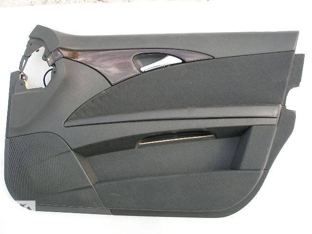 продам б/у Двери/багажник и компоненты Карта двери Легковой Mercedes E-Class бу в Бахмуте (Артемовск)