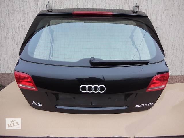 б/у Двери/багажник и компоненты Крышка багажника Audi A3- объявление о продаже  в Одессе