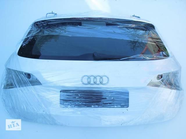 купить бу б/у Двери/багажник и компоненты Крышка багажника Audi Q5 в Одессе