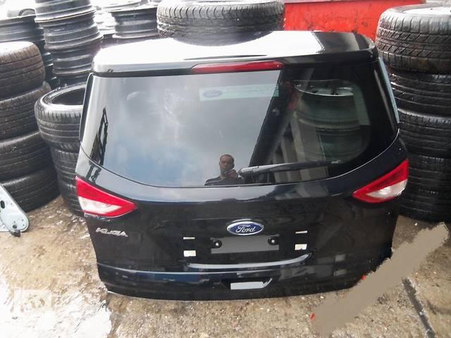 бу б/у Двери/багажник и компоненты Крышка багажника Ford Kuga в Одессе