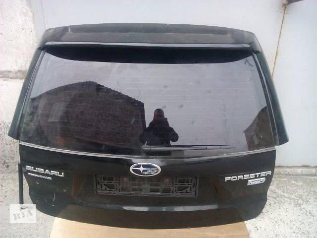 б/у Кришка багажника Легковий Кросовер Subaru Forester- объявление о продаже  в Києві