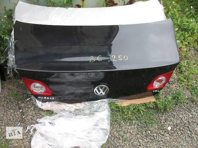 бу б/у Двери/багажник и компоненты Крышка багажника Легковой Volkswagen Passat 2006 в Луцке
