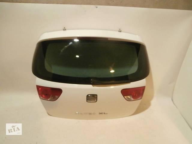 б/у Двери/багажник и компоненты Крышка багажника Seat Altea- объявление о продаже  в Одессе