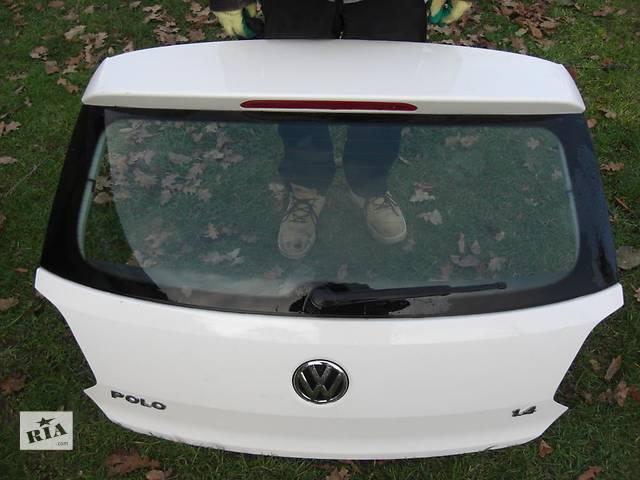 купить бу б/у Двери/багажник и компоненты Крышка багажника Volkswagen Polo в Одессе