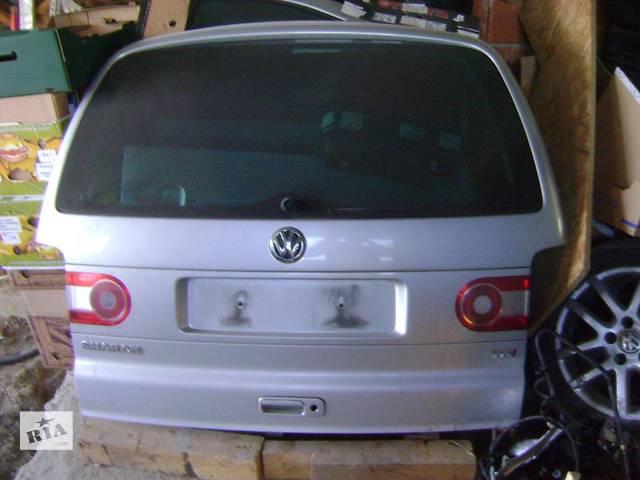 продам б/у Двери/багажник и компоненты Крышка багажника Volkswagen Sharan бу в Одессе