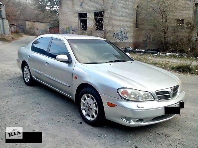 купить бу б/у Двери/багажник и компоненты Легковой Nissan Maxima QX 2003 в Одессе