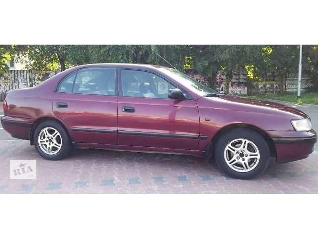 купить бу б/у Двери/багажник и компоненты Легковой Toyota Carina E 1996 в Львове