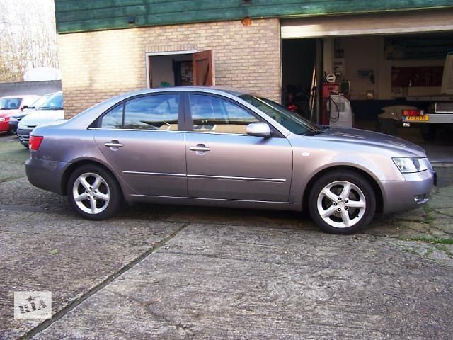 купить бу Б/у диск для легкового авто Hyundai Sonata 2007 в Дубраве (Житомирской обл.)