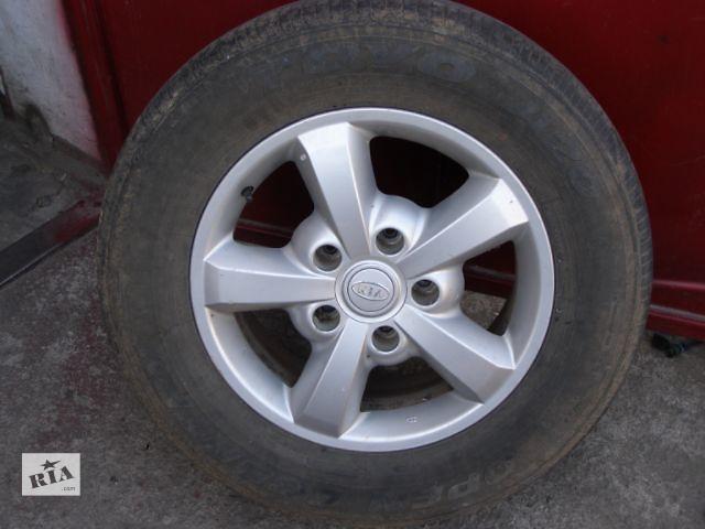 Б/у диск для легкового авто Kia Sorento в наличии 3 диска цена 100 у.е за один- объявление о продаже  в Таврийске