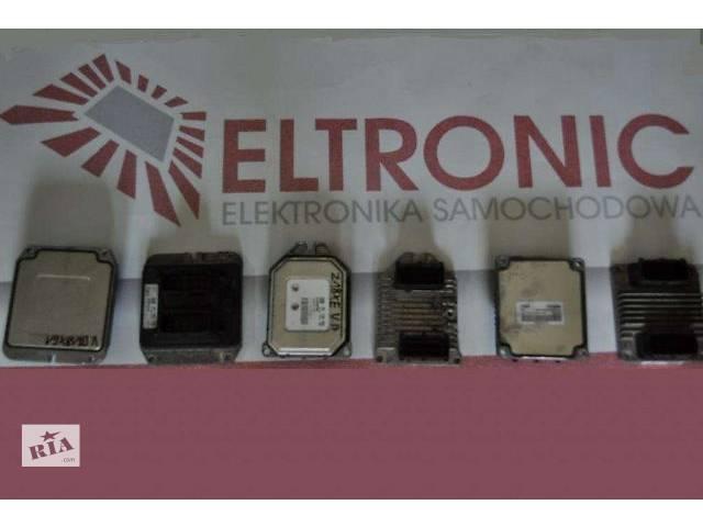 б/у Электрооборудование двигателя Блок управления двигателем Легковой Nissan Note- объявление о продаже  в Львове