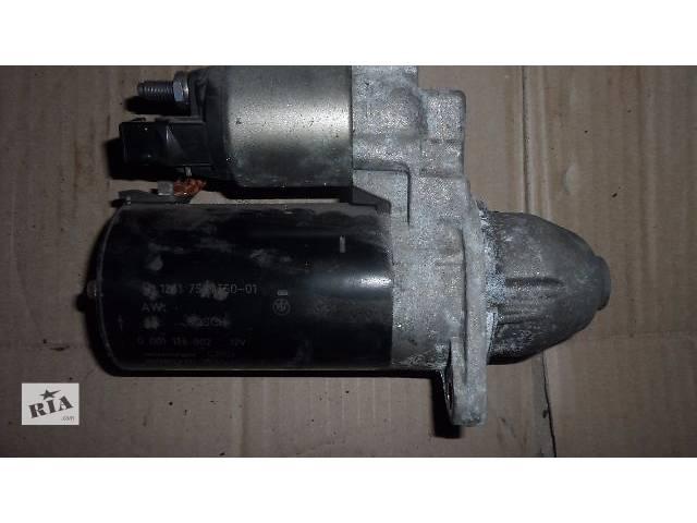 б/у Электрооборудование двигателя Генератор/щетки Легковой BMW 1 Series (все) 2009- объявление о продаже  в Луцке