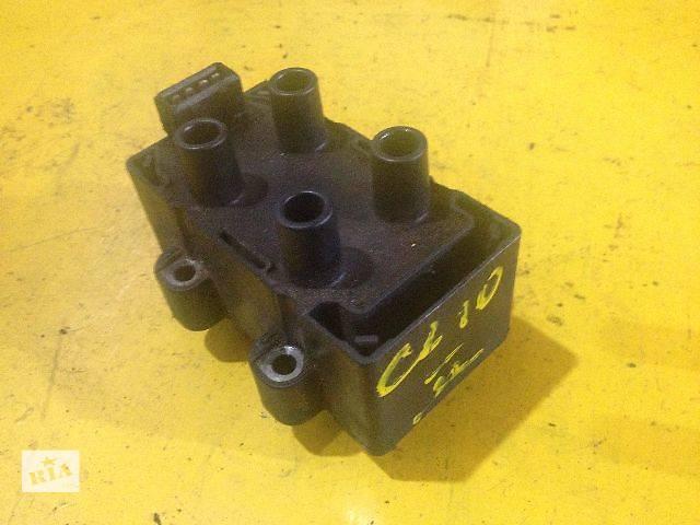 купить бу б/у Электрооборудование двигателя Катушка зажигания 7700873701 Renault Kangoo в Луцке