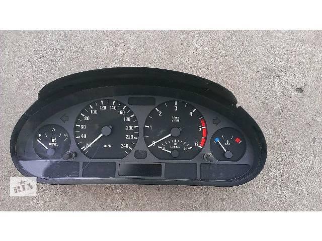 продам Б/у Электрооборудование двигателя Панель приборов/спидометр/тахограф/топограф Легковой BMW 320 1999 бу в Ужгороде