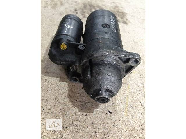 купить бу б/у Электрооборудование двигателя Стартер/бендикс/щетки Легковой Citroen 2CV в Луцке