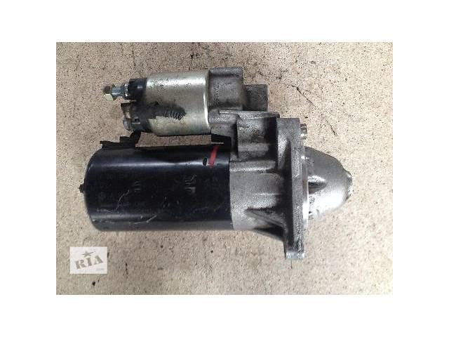 купить бу б/у Электрооборудование двигателя Стартер/бендикс/щетки Легковой Fiat Punto 1.6-1.9 JTD в Луцке