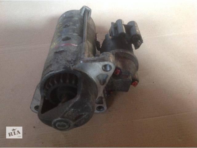 купить бу б/у Электрооборудование двигателя Стартер/бендикс/щетки Легковой Ford Escort 1.3 в Луцке