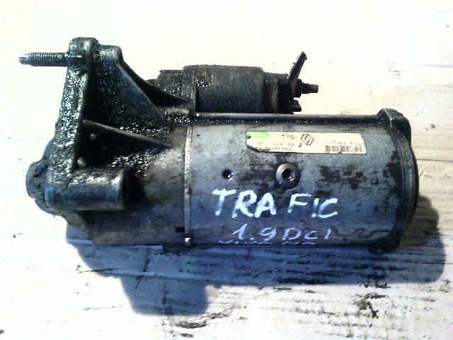 бу б/у Электрооборудование двигателя Стартер/бендикс/щетки Легковой Renault Trafic в Ковеле