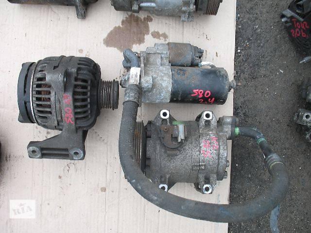 бу б/у Электрооборудование двигателя Стартер/бендикс/щетки Легковой Volvo S80 2001 в Луцке