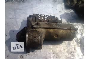 б/у Стартеры/бендиксы/щетки Mazda 626