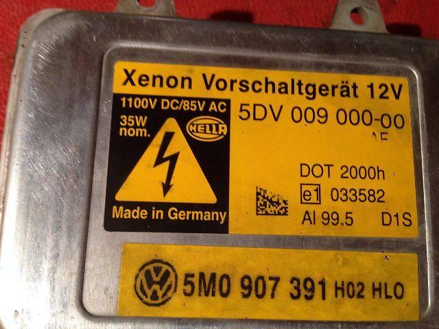 б/у Электрооборудование кузова Блок ксенона Легковой Volkswagen Touareg- объявление о продаже  в Ковеле