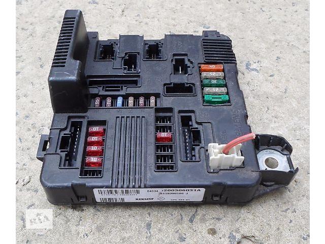 б/у Электрооборудование кузова Блок управления 8200306031A Легковое авто Renault Scenic- объявление о продаже  в Хмельницком