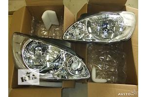 Новые Фары Hyundai Getz