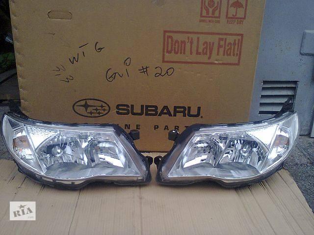 купить бу б/у Электрооборудование кузова Фара Легковой Subaru Forester Кроссовер в Киеве