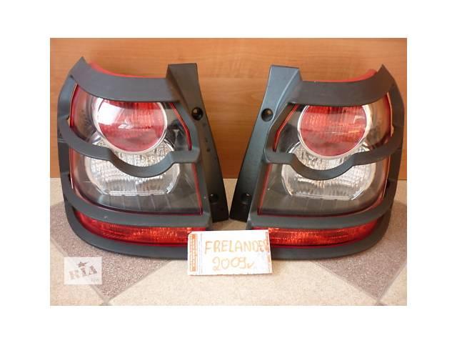купить бу б/у Электрооборудование кузова Фонарь стоп Легковой Land Rover Freelander 2010 в Львове