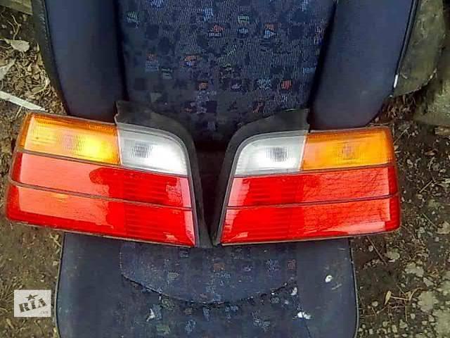 бу Б/у Электрооборудование кузова Фонарь задний Легковой BMW 3 Series (все) Седан 1990 в Жидачове