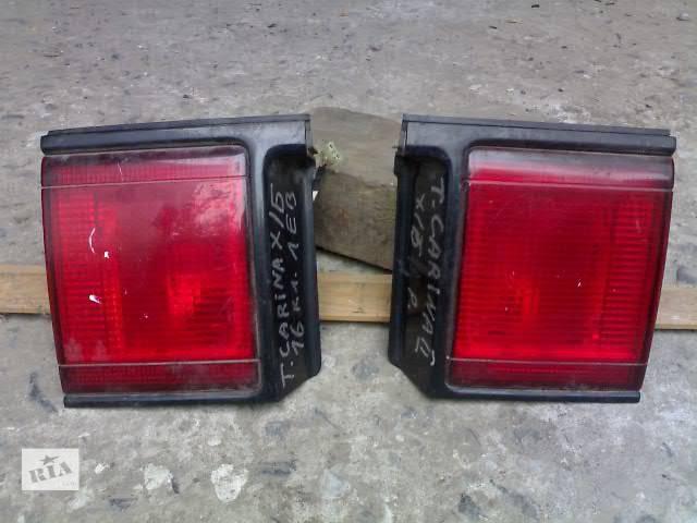 продам Б/у Электрооборудование кузова Фонарь задний Легковой Toyota Carina бу в Сумах