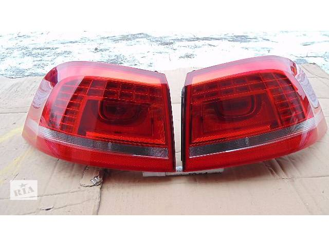 б/у Электрооборудование кузова Фонарь задний Легковой Volkswagen Touareg 2012- объявление о продаже  в Ковеле