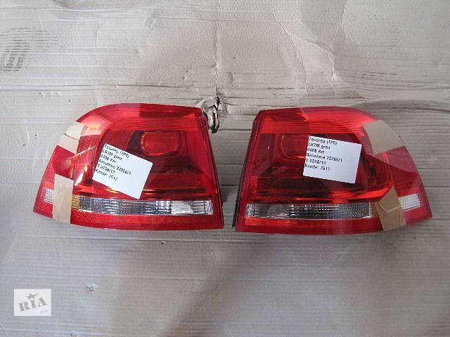 купить бу б/у Электрооборудование кузова Фонарь задний Легковой Volkswagen Touareg 2013 в Сумах