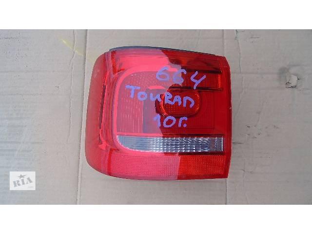 продам Ліхтар задній Volkswagen Touran 2011 бу в Ковелі