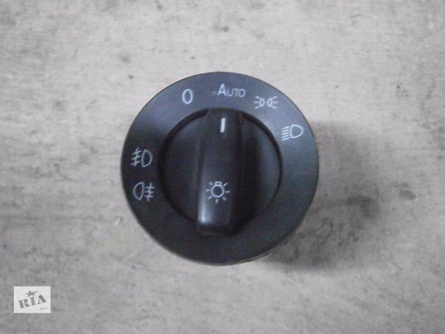 б/у Электрооборудование кузова Подрулевой переключатель Легковой Volkswagen B6- объявление о продаже  в Луцке