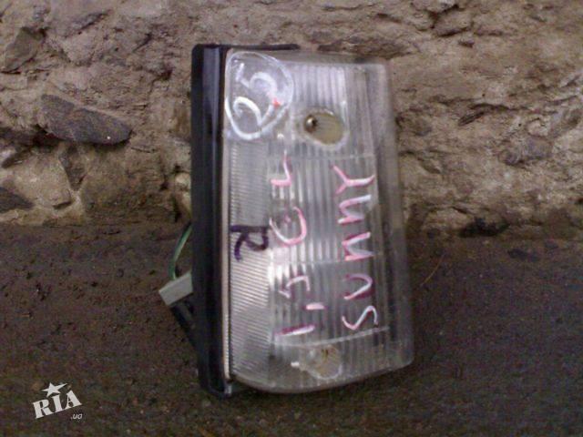 бу б/у Электрооборудование кузова Поворотник/повторитель поворота Легковой Nissan Sunny в Сумах