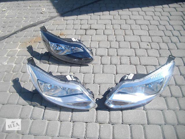 купить бу Б/у фара для легкового авто Ford Focus 2012 в Львове