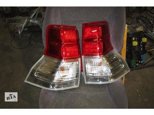 продам Б/у фонарь задний для кроссовера Toyota Land Cruiser Prado 150 бу в Киеве