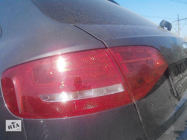 бу Б/у фонарь задний для универсала Audi A4 Avant 2010 в Львове