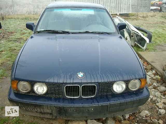 Б/у капот для легкового авто BMW 5 Series (все) 1991- объявление о продаже  в Тернополе
