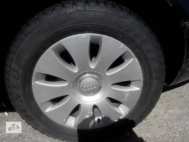 купить бу б/у Колеса и шины Диск 16 Легковой Audi A6 в Львове