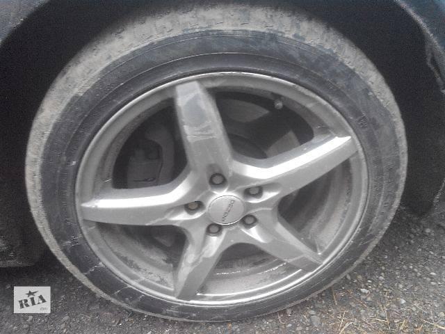 б/у Колеса и шины Диск 17 Легковой Audi- объявление о продаже  в Львове