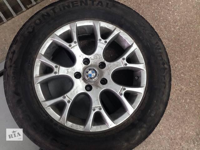 купить бу б/у Колеса и шины Диск Диск литой 17 Легковой BMW X5 в Киеве