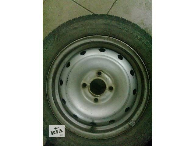 купить бу б/у Колеса и шины Диск Диск металический 14 Легковой Citroen Berlingo в Сумах