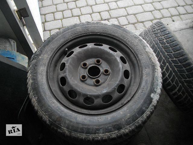 купить бу б/у Колеса и шины Диск Диск металический 15 Легковой Ford Galaxy 1998 в Львове