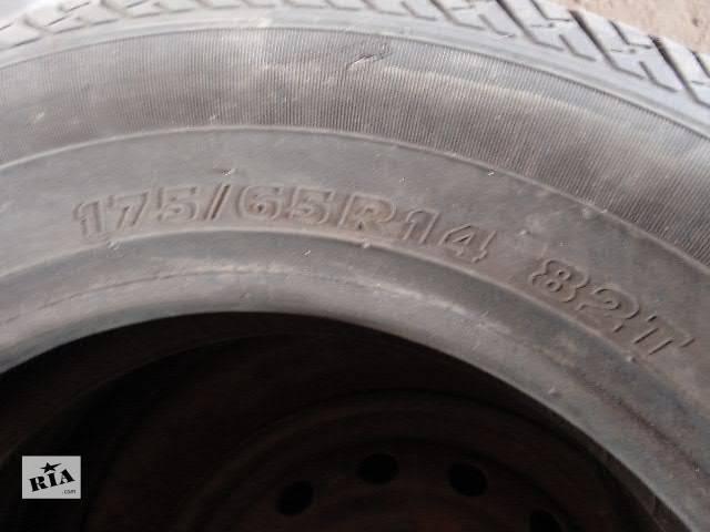 продам б/у Колеса и шины Шины Kumho R14 175 65 Легковой Hyundai Getz 2010 бу в Запорожье